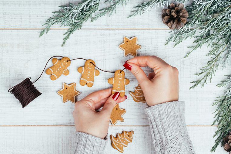 Biscotti Finti Per Albero Di Natale.Dicembre 2017 Preziosahome Com